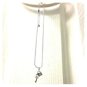 Svorski Crystal rhinestone necklace Ginger pendant